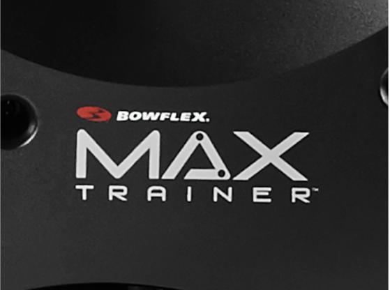 bowflex max trainer