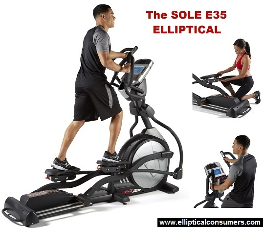 SOLE E35 Elliptical Reviews (Jan. 2015)