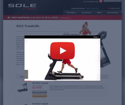 sole fitness treadmills