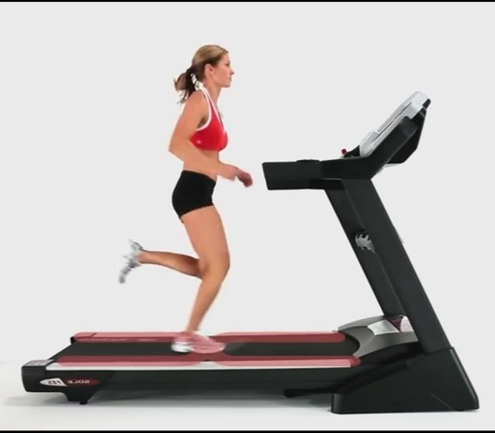 sole treadmill women